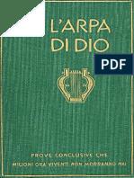 L 1921 l Arpa Di Dio