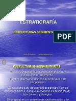 Estructuras Sedimentarias 2010 - I