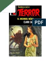 Carrados Clark - Seleccion Terror 168 - El Arcangel Negro