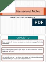 Sesión 1. Derecho Internacional Público