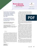 Características de La Lonchera Del Preescolar y Conocimiento Nutricional Del Cuidado Un Estudio Piloto en Lima, Perú, 2016