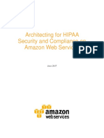 AWS HIPAA Compliance Whitepaper