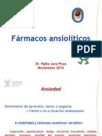 Ansiolíticos e Hipnóticos 2 Sem 2016 (1)