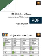 MIN-102 2015-1 Clase 4