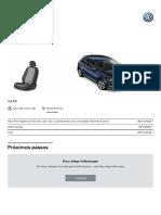 Configurador Volkswagen Novo Polo Highline 200 TSI Resumo
