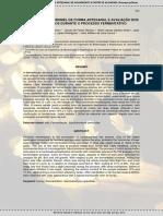 PRODUÇÃO DE HIDROMEL DE FORMA ARTESANAL E AVALIAÇÃO DOS PARÂMETROS DURANTE O PROCESSO FERMENATATIVO.pdf