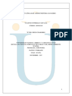 Diagnostico Línea Base Agroecosistema Ganadero_yulieth.