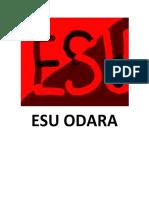 esuodara-Oseoniwo