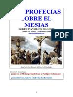 Las Profecias Sobre El Mesias