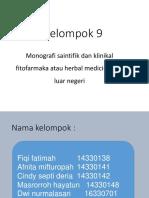 Fitofarmaka Ppt Fixx