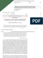 A Second Look at Latin American Social MovementsLatin American Perspectives - Richard Stahler-Sholk, Harry E