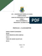 Prática 05 - Segunda Lei de Newton (Oficial)