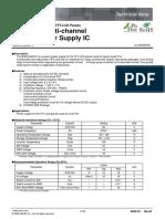 BD8160AEFV Datasheet