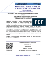Comparative Study Of Routing Protocols In Wireless Sensor Network