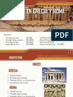 El Arte en Grecia y Roma (FINAL)