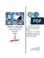Profil Jurusan Teknik Komputer & Jaringan smk tik