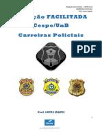 Redação para concursos CESPE/UNB - Carreiras Policiais