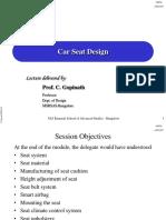09_Car Seat Design (Ver.1)