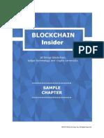 Blockchain Insider - Free Sample Chapter