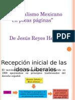 El Liberalismo Mexicano en Pocas Páginas (2)