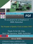Quality Circle – EM58M - AUQCC