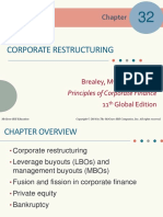 Mmi 13 Bma 32 Corporate Restructuring