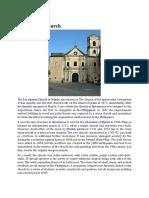Baroque Church Philippines