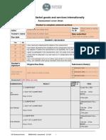 BSBMKG416 Assessment V1 0117