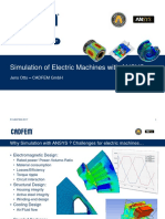 Ansys Maxwell Brochure