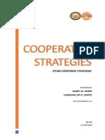 Cooperative Strategy Gante Ganir