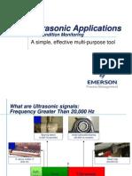 Ultrasonics