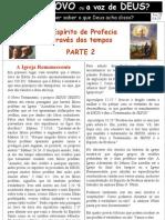 A VOZ DO POVO ed 09 Espírito de Profecia - parte 2