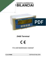 D400 Manuale En