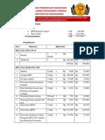 Laporan Keuangan KPU 2017