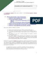 DERECHOS Y LIBERTADES PÚBLICAS EN LA CONSTITUCIÓN ESPAÑOLA (2º ESO) (1)