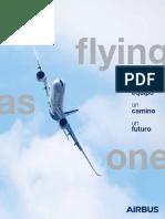 Airbus Annual Report Spanish