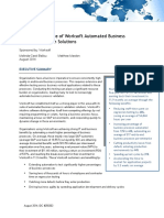AST 0136262 IDC Report the ROI of Worksoft Solutions