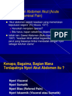 Acute Abdomen Utk Presentasi