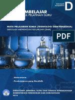 D Kimia TR_Elektrokimia, Sel, Dan Baterai