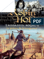 Assassin Royal tome 04 Le Poison de La Vengeance
