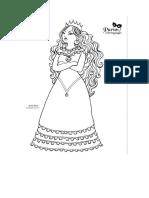 Ilustraçoes Da Rainha Ester