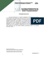 Factores Determinantes Del Crecimiento Gradual de Una Micro y Pequeña Empresa (1).Docx 0
