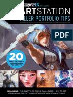 ArtStation Portfolio Tips