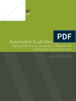 Automated Audit Management