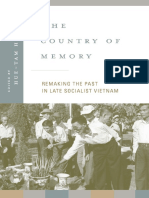 Hue-Tam Ho Tai-The Country of Memory_ Remaking the Past in Late Socialist Vietnam (Asia_ Local Studies   Global Themes) (2001).pdf