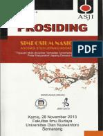 2013 Prosiding Simposium ASJI UDINUS Lengkap