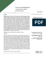 Álcool Como Mediador Social Em Universitários - Rbps,28(3) 427-433 2015