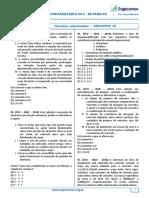 Ufc-Detran - Questões Selecionadas - Lista 02