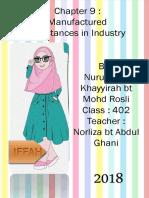 Nurul Iffah Khayyirah Bt Mohd Rosli