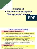 Franchise Relationship